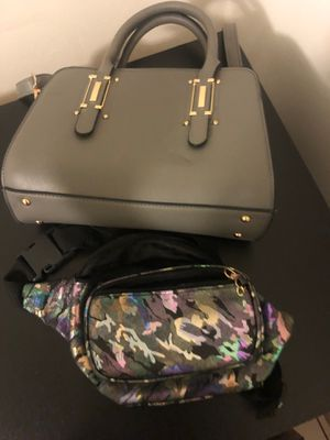 Purses and waist bag for Sale in Miami, FL