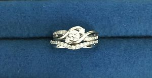 DIAMOND CENTER SOLITAIRE 1/3rd ct 14K for Sale in San Diego, CA