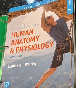Human anatomy and physiology lab manual fetal pig version 2nd edition for Sale in Sykesville,  MD