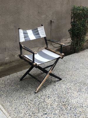 Vintage folding chair for Sale in Fresno, CA