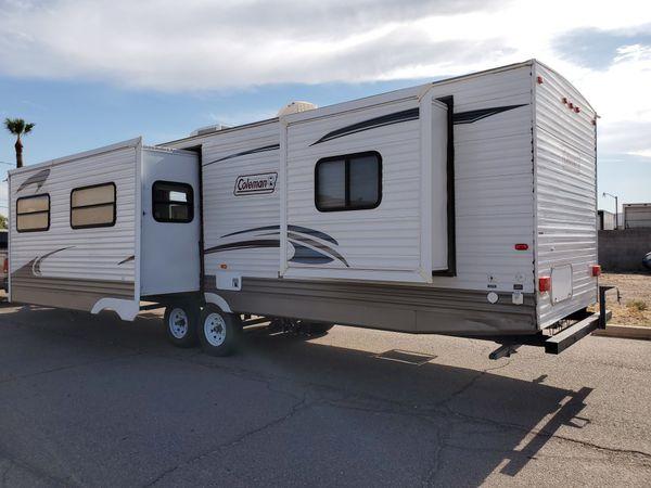 2011 Coleman 2 bedroom Travel Trailer Camper RV for Sale ...