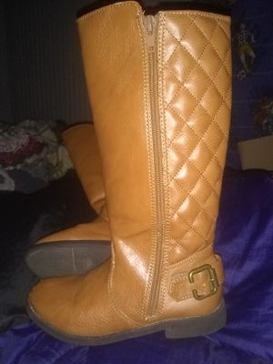 Brown Boots Girls' for Sale in Conyers, GA