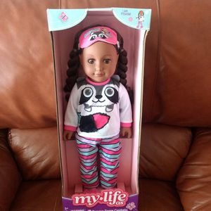 My Life Doll Dream Team Captain 18 In for Sale in Tijeras, NM