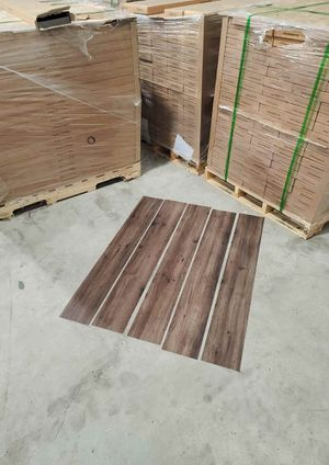 Luxury vinyl flooring!!! Only .65 cents a sq ft!! Liquidation close out! JR for Sale in Austin, TX