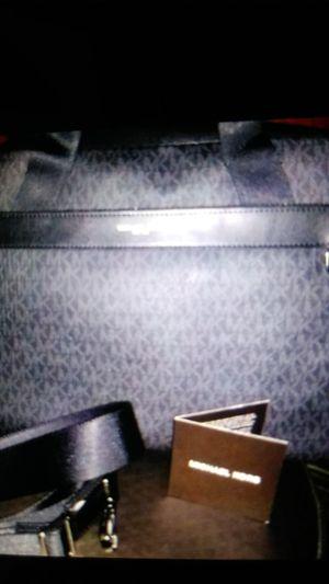 Michael Kors SlimJet Briefcase/Messenger Bag for Sale in Sterling Heights, MI