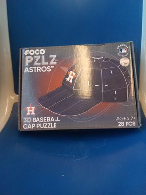 3D Houston Astros puzzle for Sale in Houston, TX