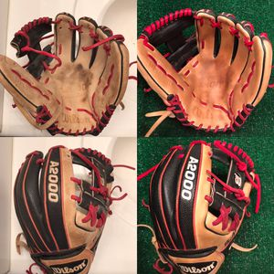 PARRA Baseball Glove Nurse. for Sale in Moreno Valley, CA