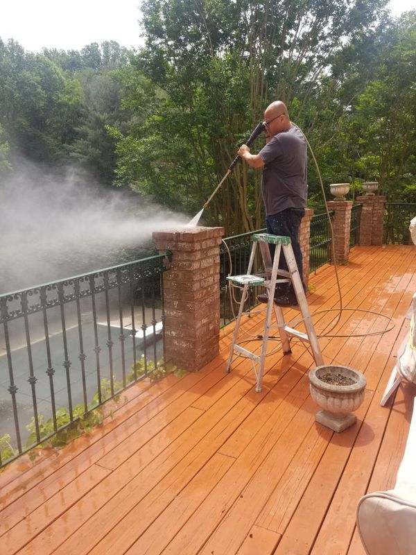 i do cleaning gutters