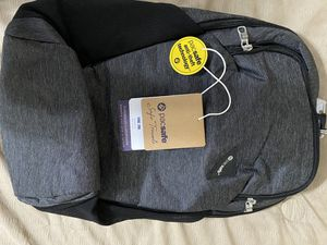 PACSAFE VIBE 20L Backpack, brand new, never used, perfect condition, original packaging, AWESOME! for Sale in Pasadena, CA