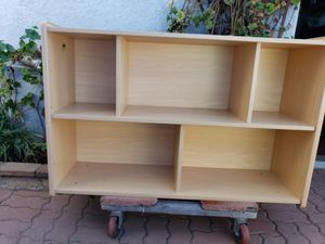 STORAGE 5 COMPARTMENT SHELVING for Sale in Los Angeles, CA