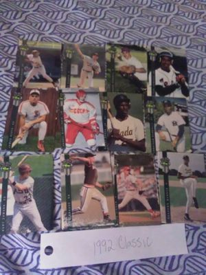 Baseball cards.....old cards........ for Sale in Honea Path, SC