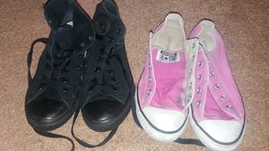 2 pairs of Converse for Sale in Las Vegas, NV