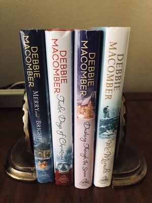 4 Christmas book Series by Debbie Macomber for Sale in Windermere, FL