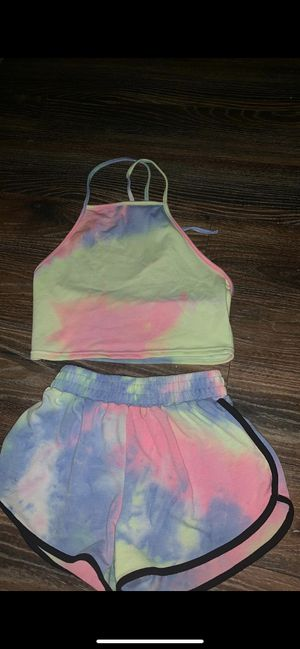 Tie dye outfit for Sale in North Olmsted, OH