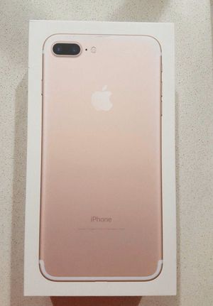 iPhone 7 Plus 32gb rose gold for Sale in San Diego, CA