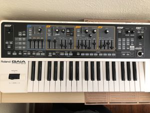 Roland Gaia Synthesizer SH-01 for Sale in Houston, TX