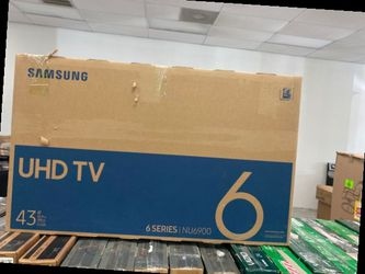Samsung 43 inch tv 😎😎😎😎 BC for Sale in Alhambra,  CA