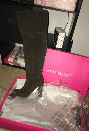 Brand new thigh high boots for Sale in Oakland, CA