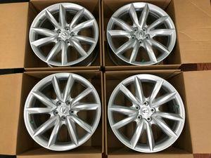 "2019 Acura RDX 19"" OEM Wheels Glitter Silver Wheels with Sensor for Sale in Aurora, IL"