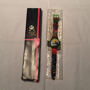 Vintage The Nightmare Before Christmas Watch With Box New for Sale in Culver City, CA