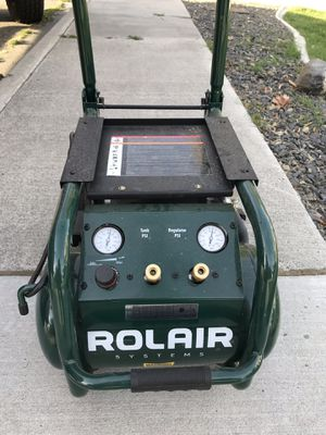 VT25BIG RolAir Compressor for Sale in Kennewick, WA