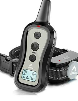 Dog Training Collar Dog Shock Collar with Remote for Sale in Oakland,  CA
