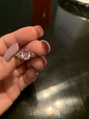 Sterling Silver ring size 7 for Sale in Madera, CA