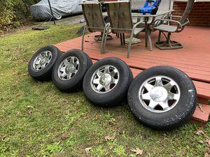 """2002-2006 Cadillac Escalade 17"""" wheels. for Sale in Petersburg, VA"""