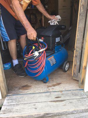 SteelCraft Air Compressor for Sale in Eldersville, PA