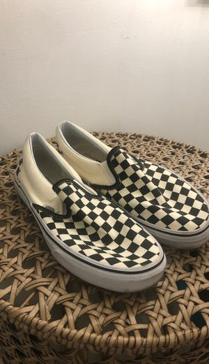 Vans shoes checkerboard for Sale in Miami, FL