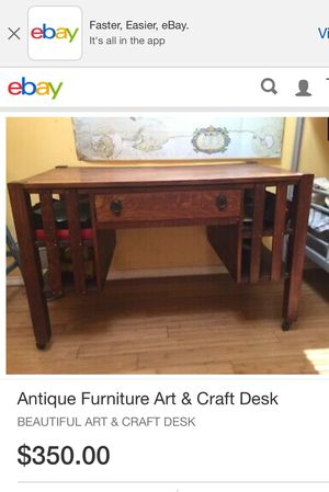 Antique Craft Desk!! In good condition for Sale in Reisterstown, MD