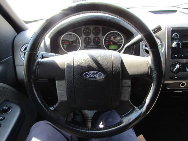 2004 Ford F150 Super Cab