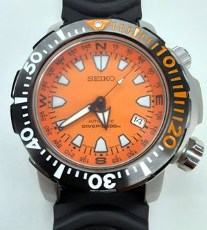SEIKO LAND MONSTER DIVE WATCH. for Sale in Seattle, WA
