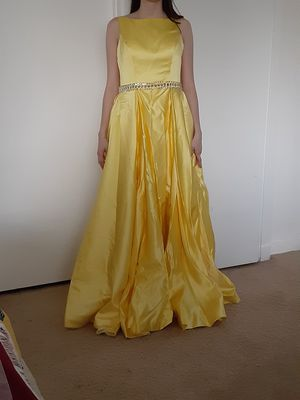 Yellow Prom/Formal Dress for Sale in Parkland, FL