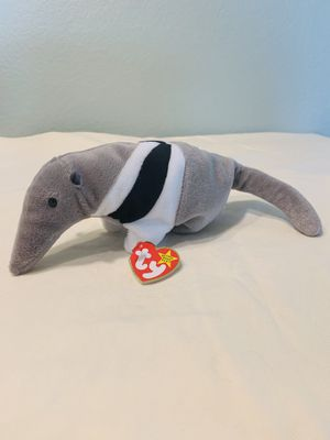 """""""Ants"""" Anteater TY Beanie Baby 1997 Retired for Sale in Austin, TX"""