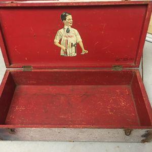 Vintage Kids Tool Box for Sale in Daytona Beach, FL