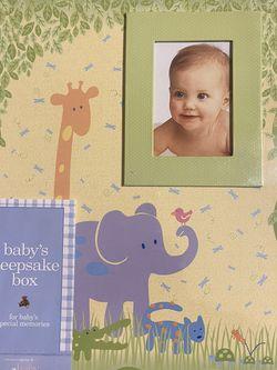 Baby's Keepsake Box for Sale in Anaheim,  CA