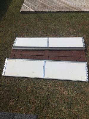 Insulated Garage door size 8x7. for Sale in Irving, TX