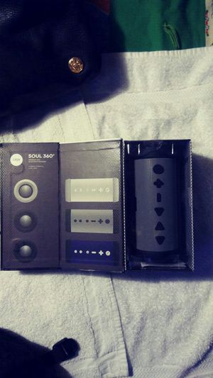 I-joy Soul 360. Blue-tooth speaker brand new in box for Sale in Seattle, WA