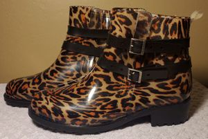 Nicole Miller Rain Boots Women's Size 9, NEW. for Sale in Downey, CA
