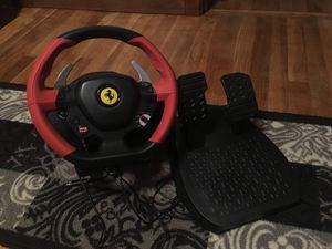 Thrustmaster Xbox One Ferrari for Sale in Fall River, MA