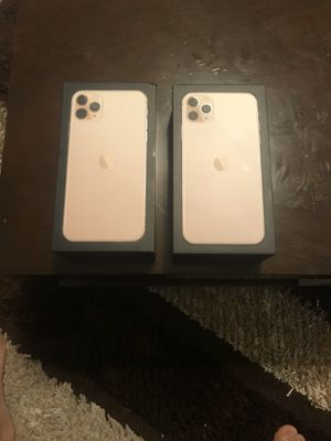 iPhone 11 Pro Max 64 & 256g AT&T for Sale in Alexandria, VA