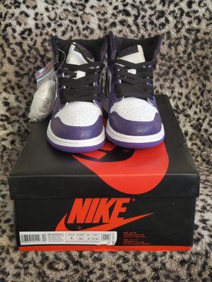 "Air Jordan 1 Retro ""Purple Court"" for Sale in Miami, FL"
