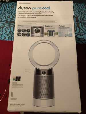 New Dyson pure cool 400 Sq Ft Air Purifying for Sale in Perris, CA