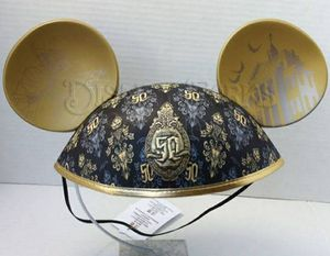 Disney the Haunted mansion 50th anniversary ears cap for Sale in Rialto, CA