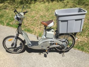 Electric bike for Sale in Middletown, MD