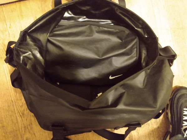 Nike Vapor Speed large duffel bag