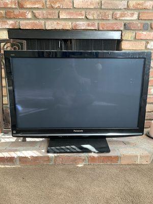 "Panasonic 46"" plasma tv for Sale in Fullerton, CA"