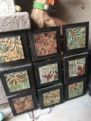30x26 metal wall decor for Sale in El Mirage, AZ