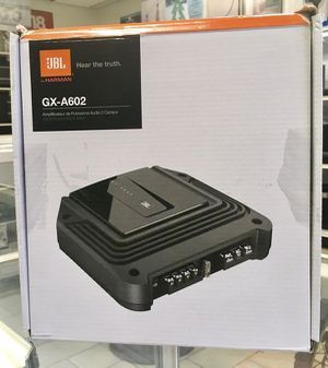 Car Audio Amplifier Amplificador para Carro 2-Channel JBL by Harman for Sale in Virginia Gardens, FL